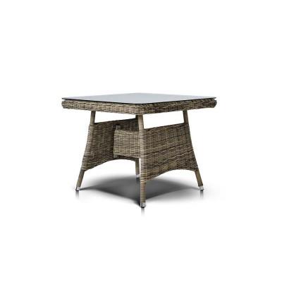 Плетеный стол 4sis Венето 641875 (малый) Соломенный