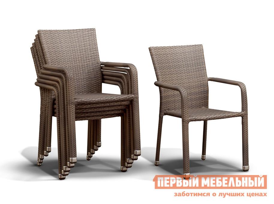 Комплект плетеной мебели 4+1 T190B-1/Y-97B
