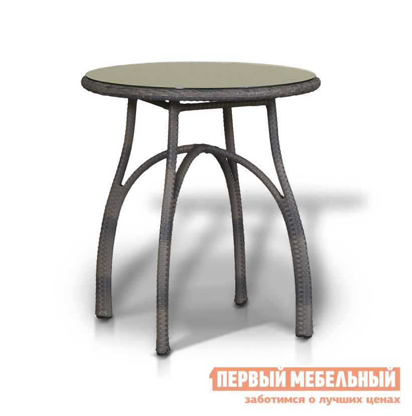 Плетеный стол Кватросис Форли 639271 плетеный стул форли