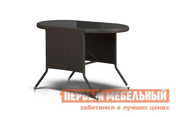 где купить Плетеный стол Кватросис Прато 652611 по лучшей цене
