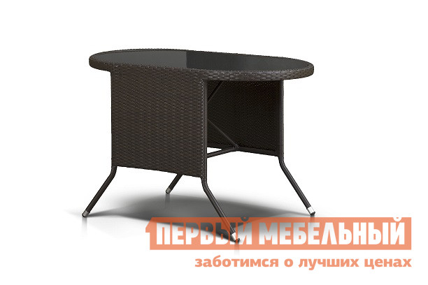 Плетеный стол Кватросис Прато 652611 цена