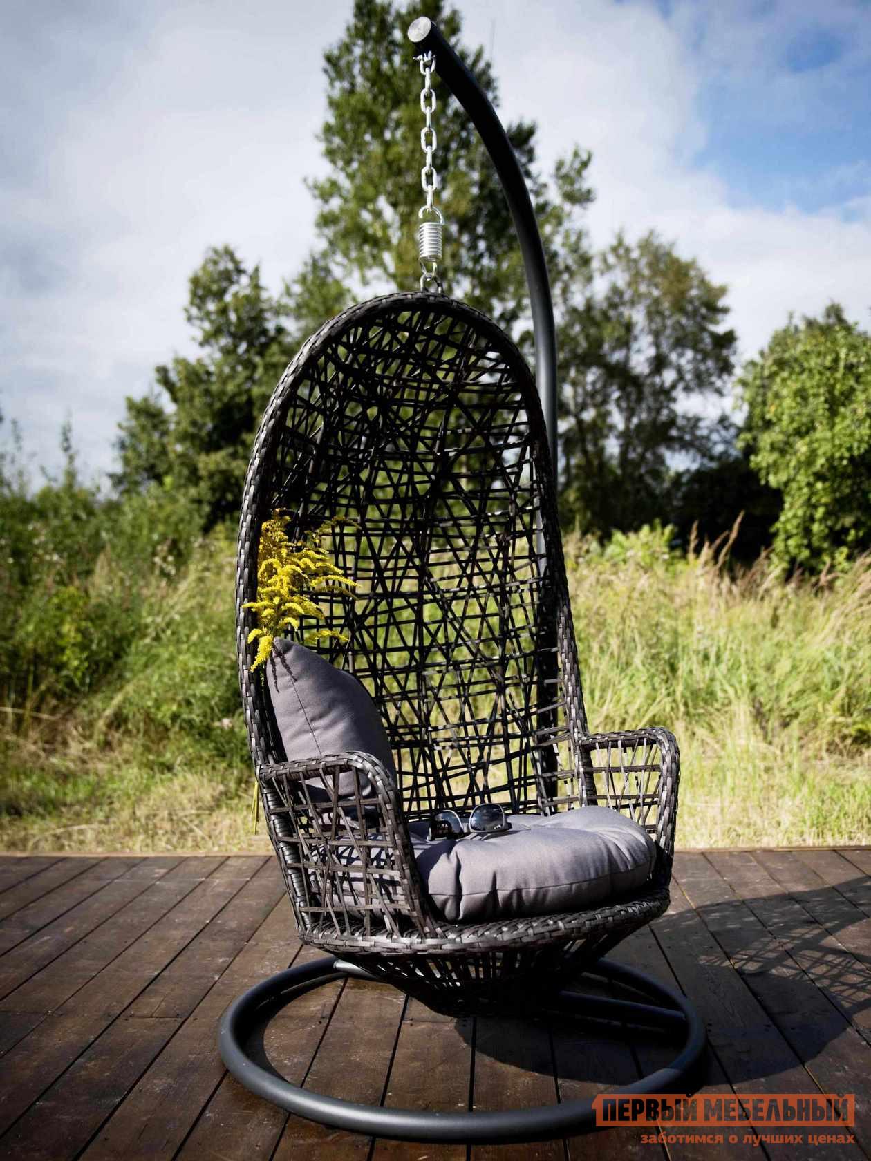 Подвесное кресло из искусственного ротанга Кватросис Венеция 630298