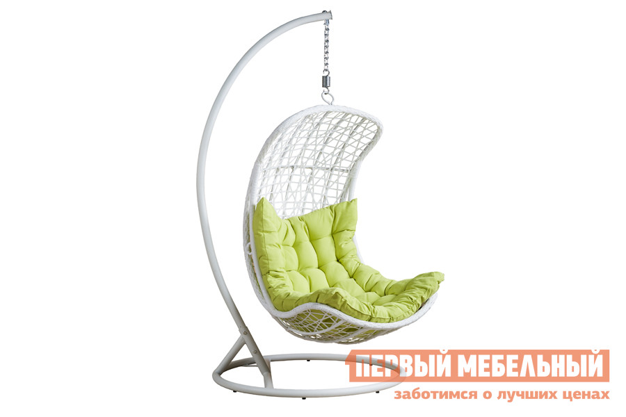 Подвесное кресло 4sis Виши Белый от Купистол