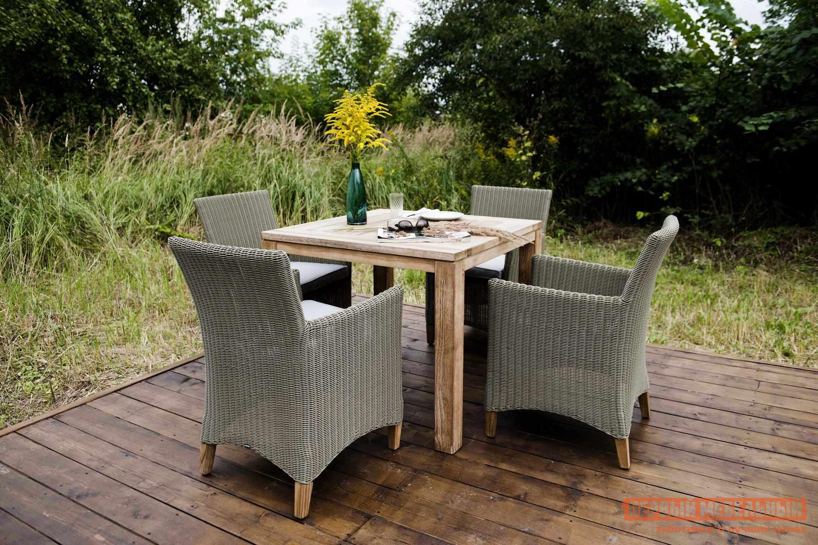 где купить Комплект плетеной мебели Кватросис Лана по лучшей цене