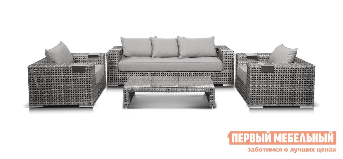 Комплект плетеной мебели Кватросис Тито цена