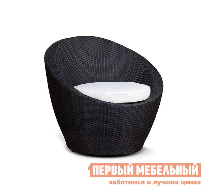 Садовое плетеное кресло из ротанга Кватросис Туллон 145151 плетеное кресло ninja 2