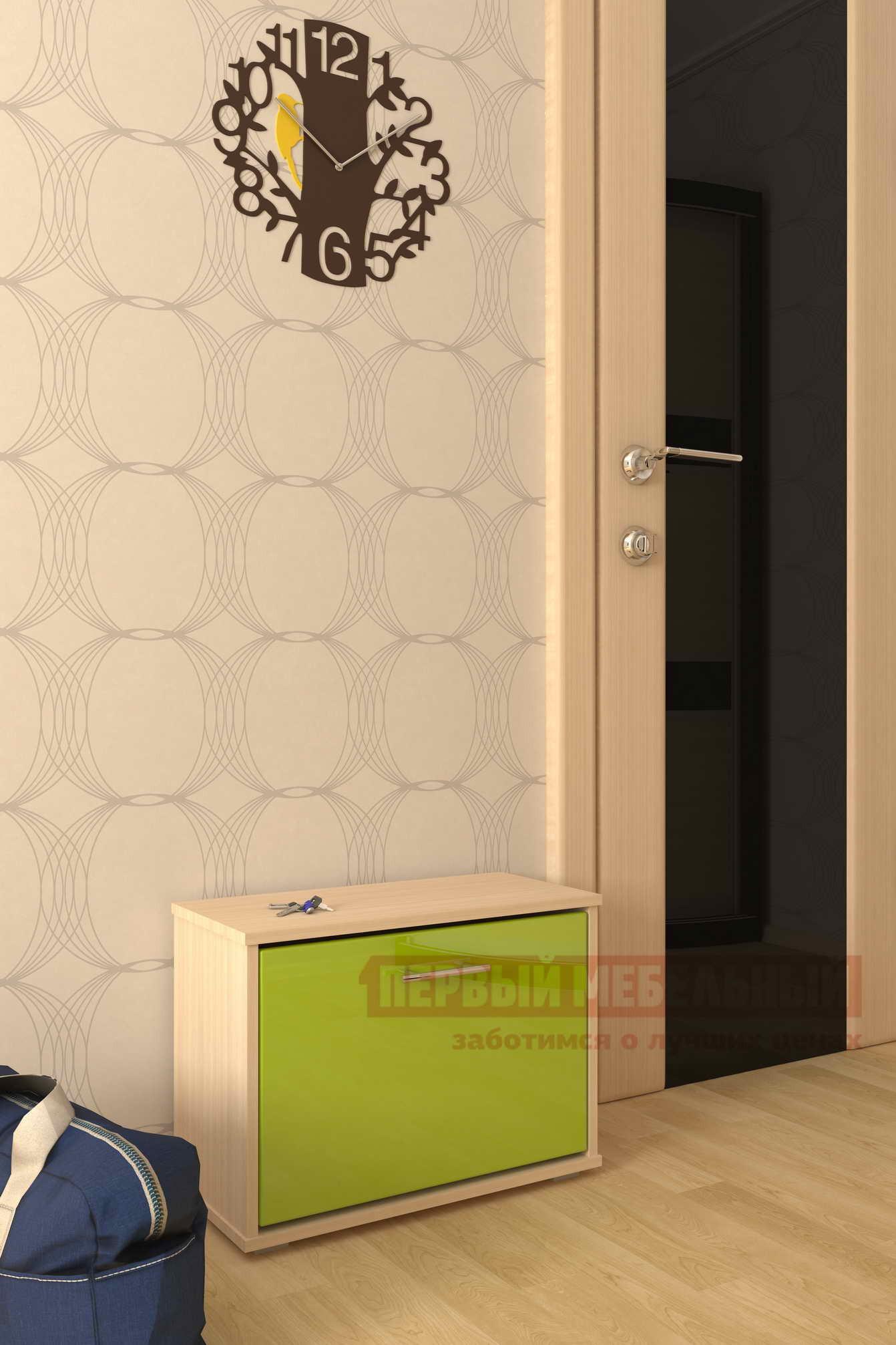 Тумба для обуви Мебелеф Обувница «Мебелеф-18» тумба для обуви мебелеф обувница мебелеф 15