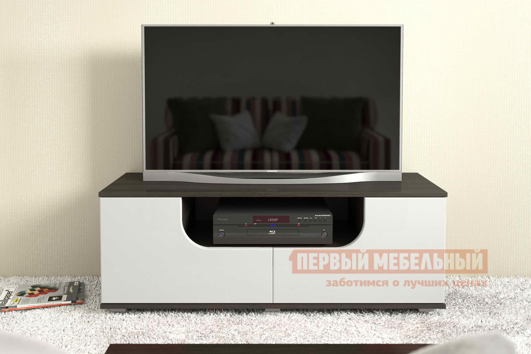 Тумба под телевизор Мебелеф Тумба под ТВ «Мебелеф-2» тумба под телевизор bell o pvs 4206hg