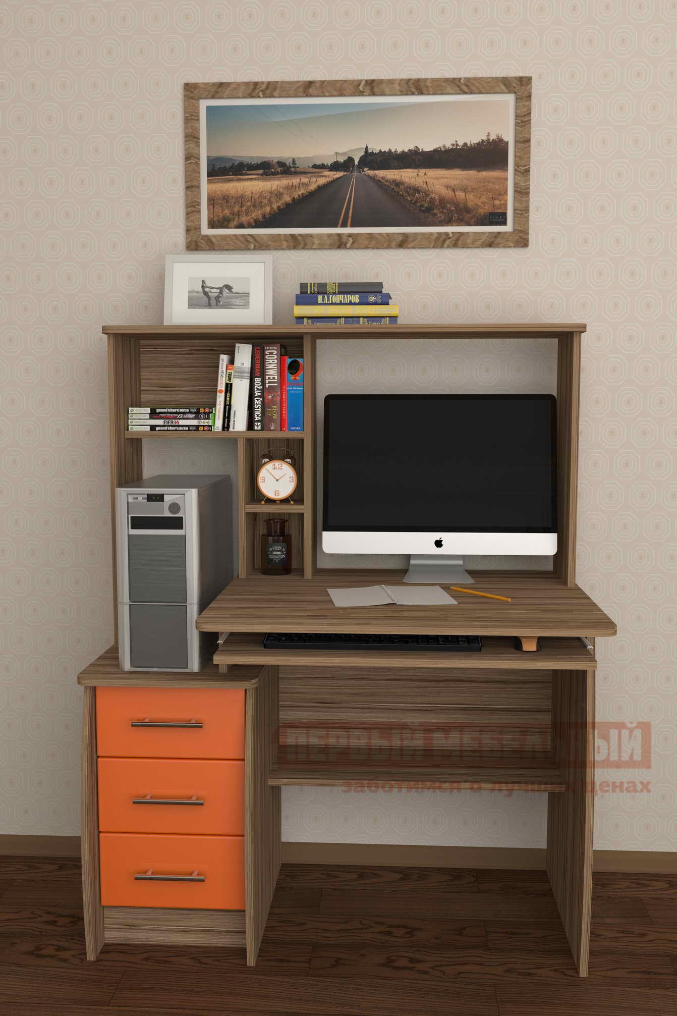 Компьютерный стол Мебелеф Мебелеф-24 цена