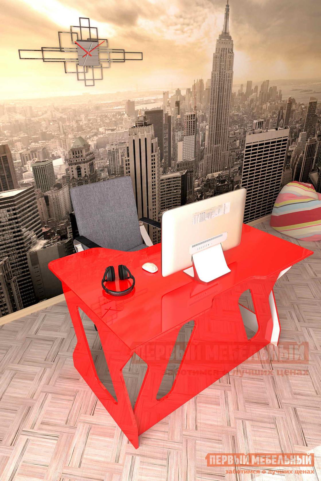 лучшая цена Компьютерный стол Мебелеф Мебелеф-5