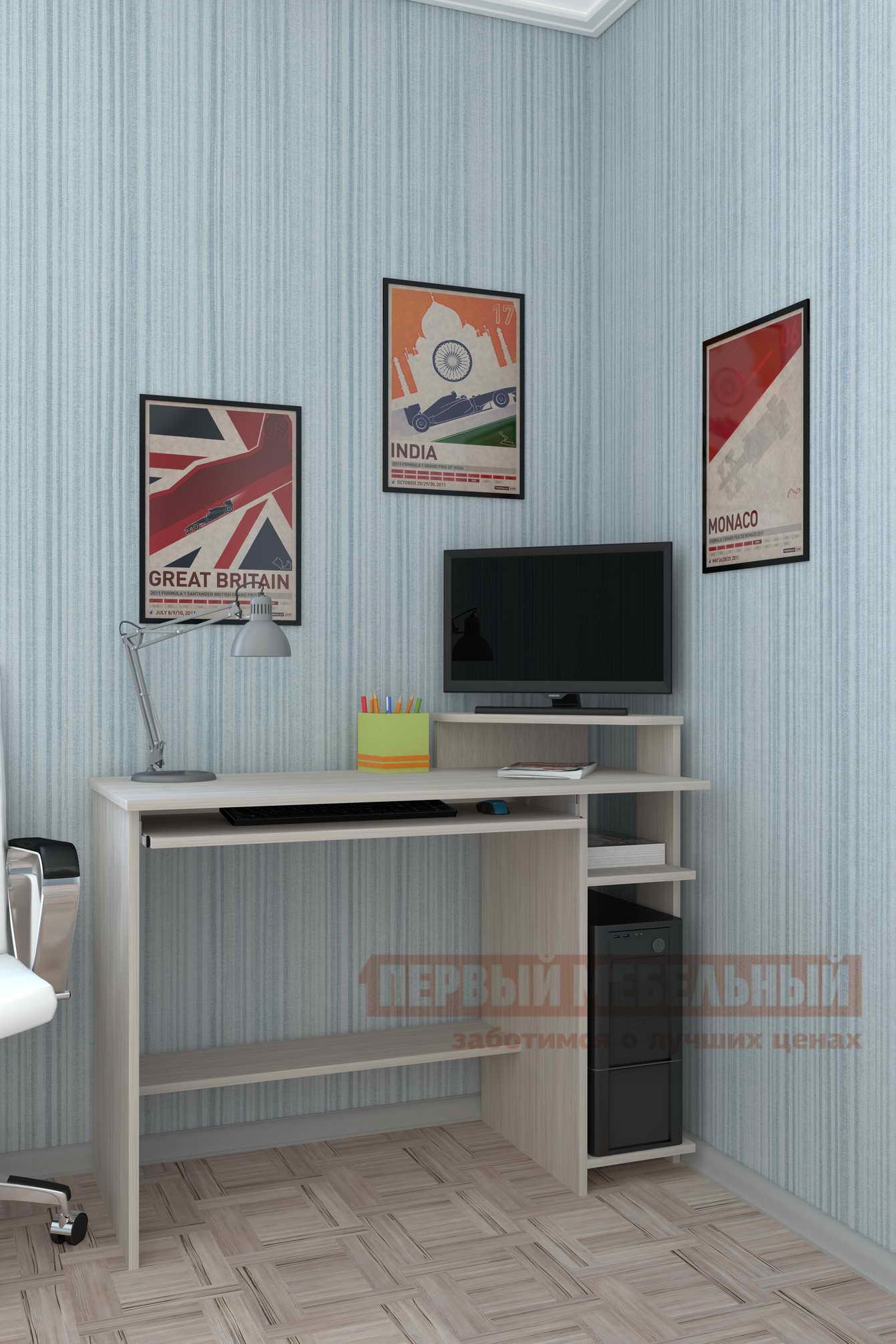 Компьютерный стол Мебелеф Компьютерный стол «Мебелеф-8»