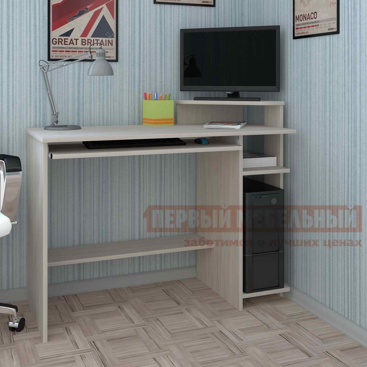 лучшая цена Компьютерный стол Мебелеф Мебелеф-8