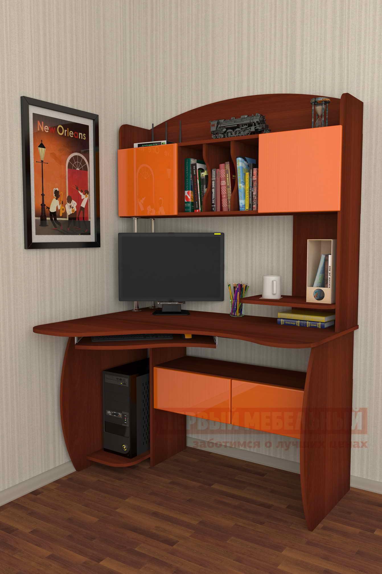 Угловой компьютерный стол Мебелеф Компьютерный стол «Мебелеф-30»