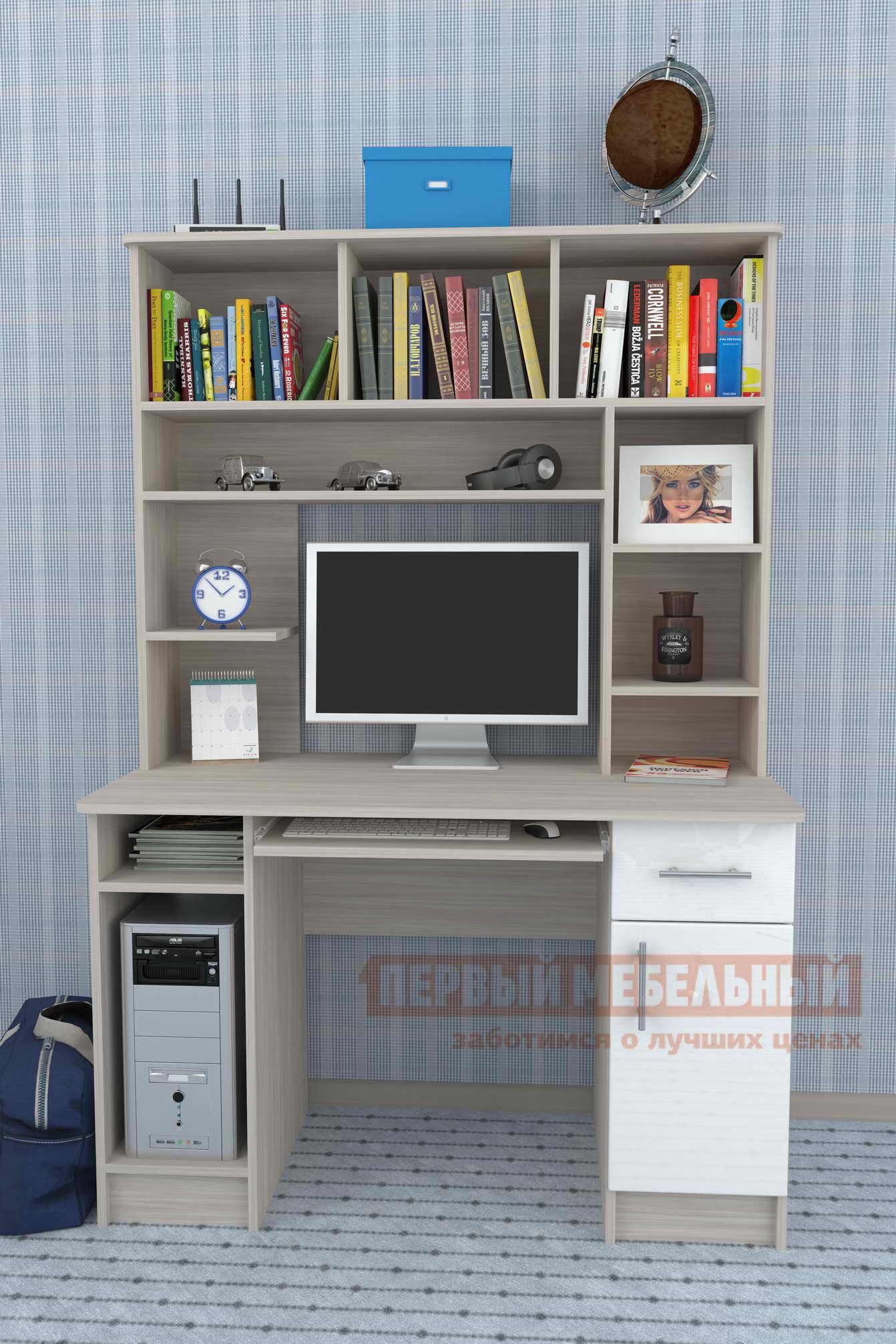 Компьютерный стол Мебелеф Компьютерный стол «Мебелеф-37»