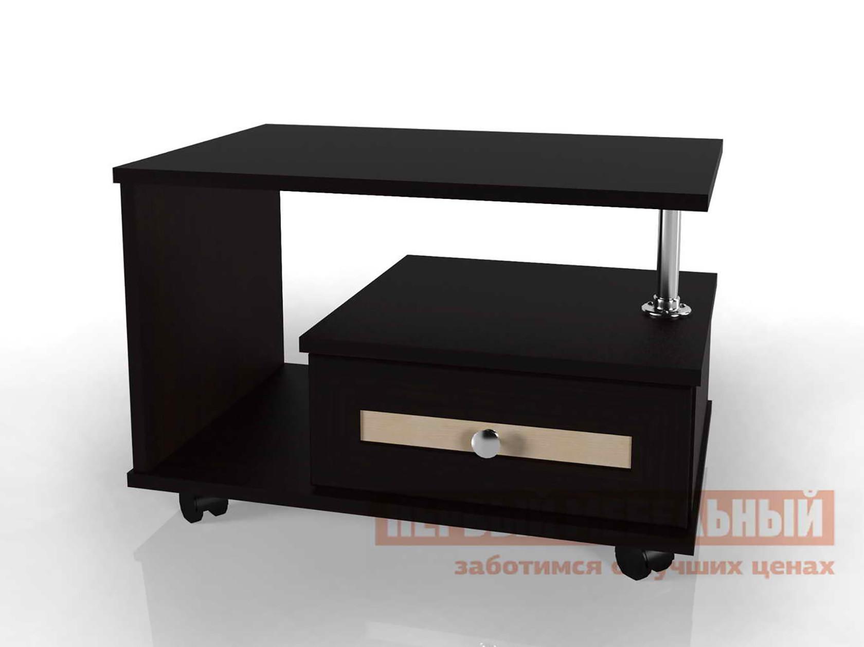Журнальный столик Мебелеф Мебелайн-3 тумба мебелайн 4 акция