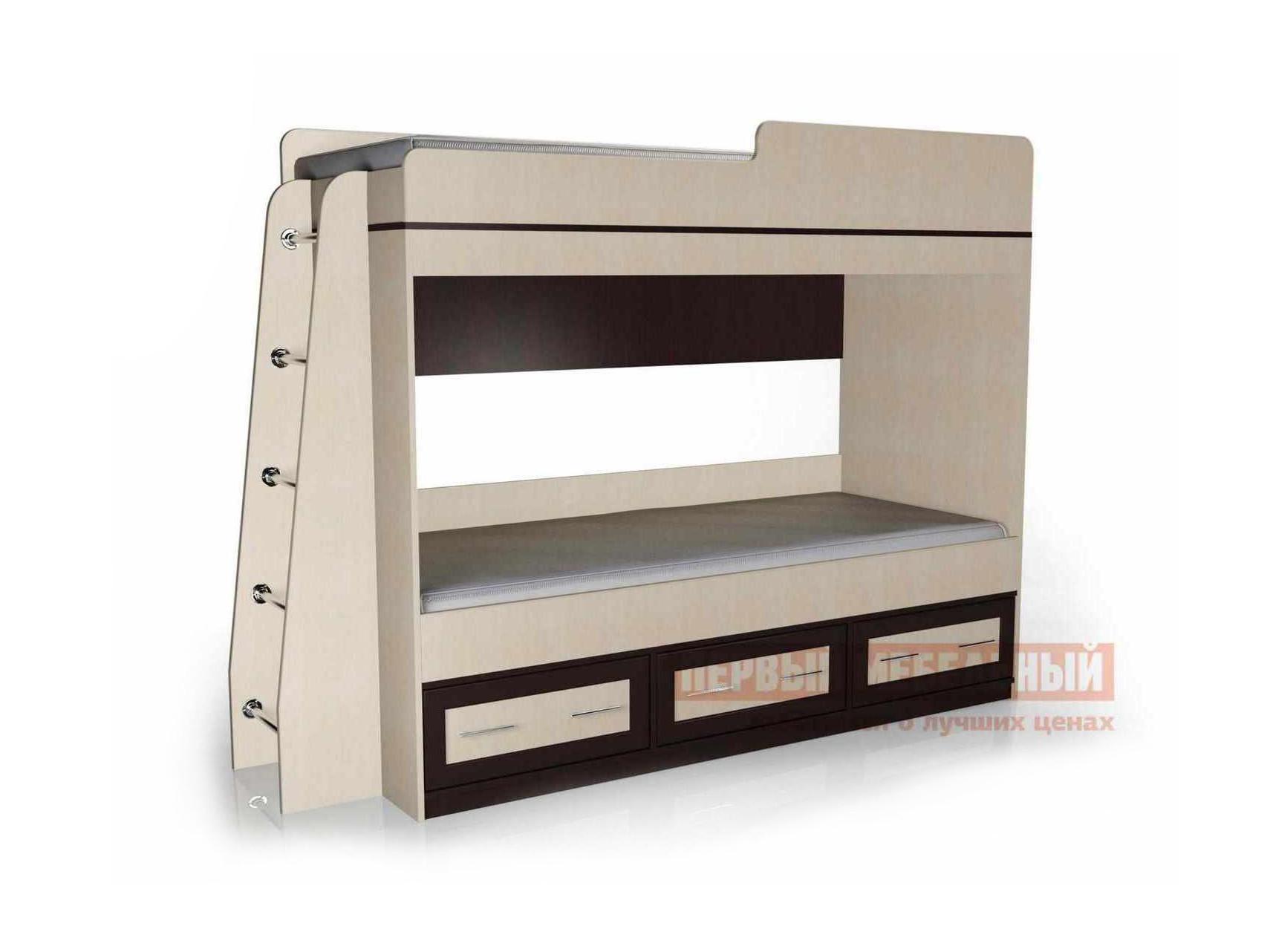 Кровать Мебелеф 2-х ярусная кровать «Мебелайн – 5»