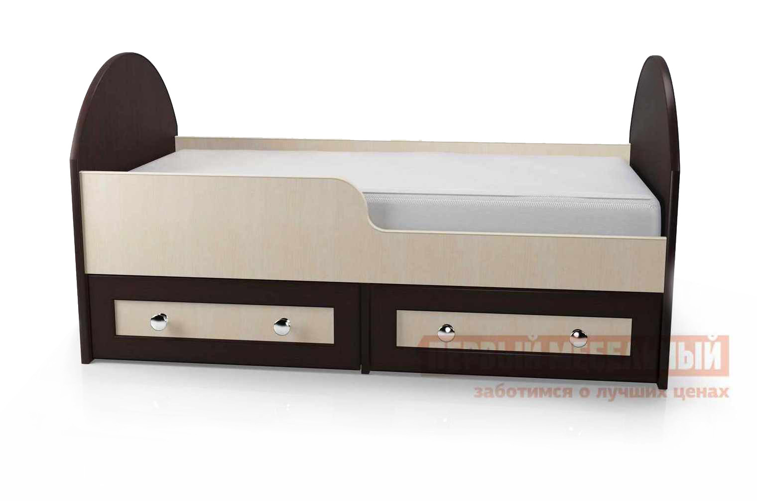Кроватка Мебелеф Кроватка «Мебелайн – 1» тумба мебелайн 17