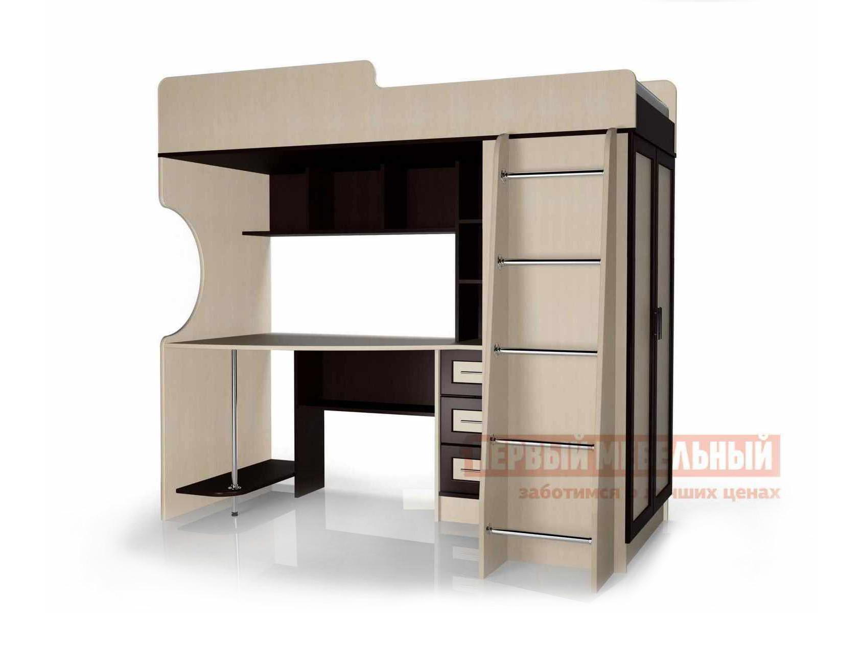 Кровать-чердак Мебелеф 2-х ярусная кровать «Мебелайн – 3» цена