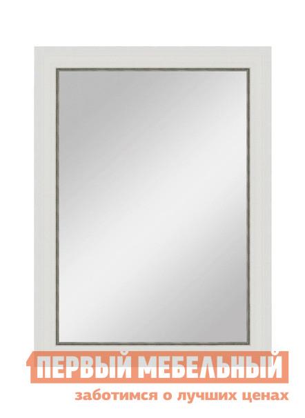 "Настенное зеркало ZerkaloStudio ""Валенсия"" 677.M69.710np 60 Х 160 см, Белый"