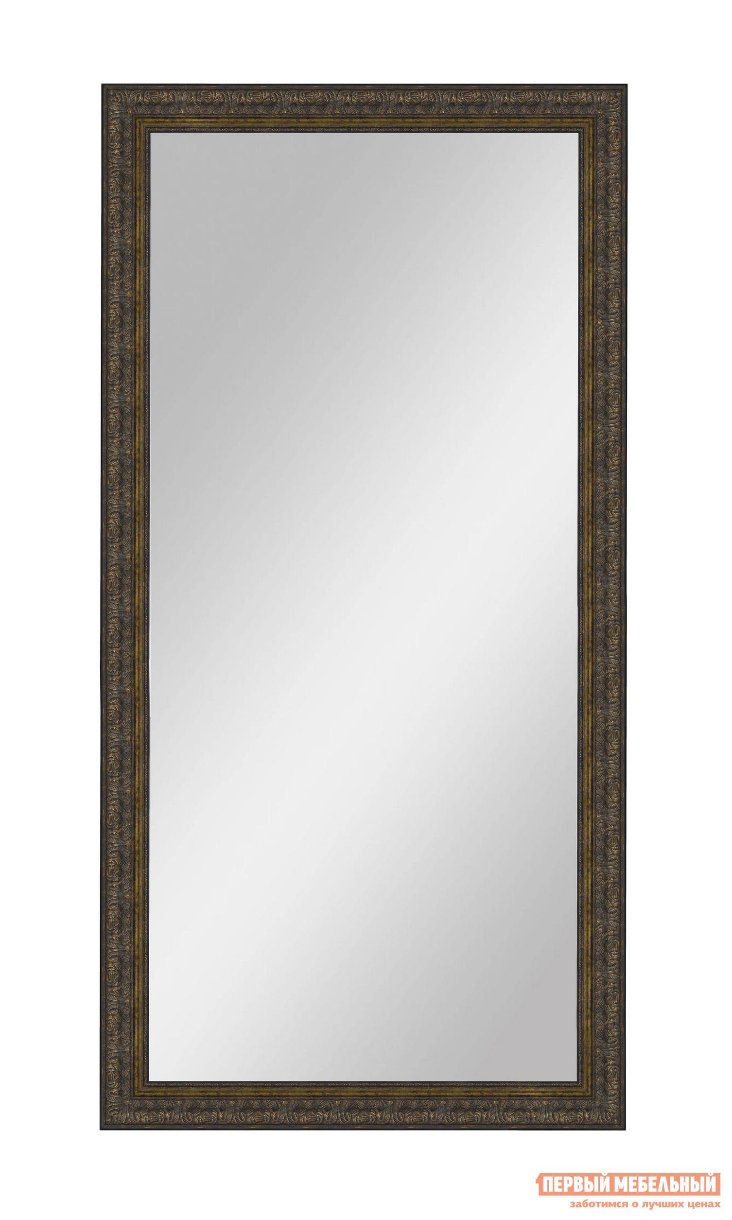 "Напольное зеркало ZerkaloStudio ""Бронзовая Луара"" (676.M68.180n) 90 Х 190 см, Бронзовый"