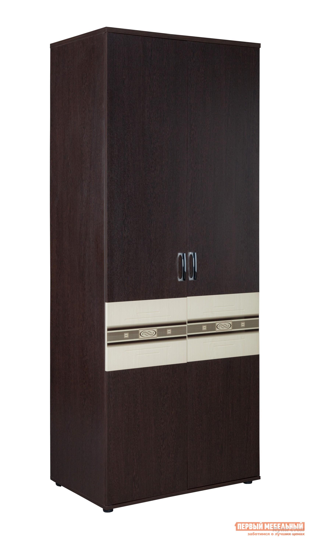 Шкаф распашной Витра 95.11 Шкаф двухдверный витра шкаф распашной витра 95 11 шкаф двухдверный венге бел дуб
