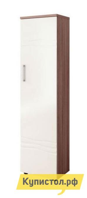 Шкаф распашной Витра 33.09 пенал правый Ясень шимо темный / Магнолия глянец / Капучино глянец Витра Габаритные размеры ВхШхГ 1700x440x330 мм. Невысокий шкаф с четырьмя полочками.  Дверца снабжена доводчиками для плавного закрывания.  Шкаф прекрасно подойдет для составления индивидуального интерьера вашей гостиной. <br>Двери оборудованы доводчиками для плавного закрывания дверей.  Ножки шкафа регулируются по высоте. <br>В производстве используется ЛДСП толщиной 22 мм и 16 мм; МДФ 18 мм и 16 мм, детали обработаны кантом ПВХ 2 мм и 0. 4 мм. <br>Обратите внимание! </br>Для получения гарантийного обслуживания мебели фабрики «Витра» необходимо обязательно сохранять гарантийный талон и сборочный чертеж до окончания гарантийного срока на приобретенную мебель (срок указан в гарантийном талоне). <br>