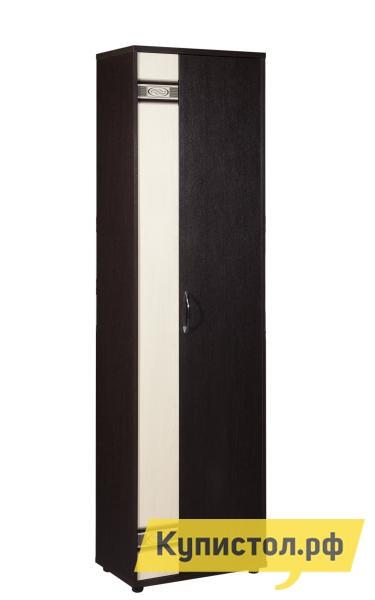 Шкаф распашной Витра Триумф-36.01 Венге / Бел дуб