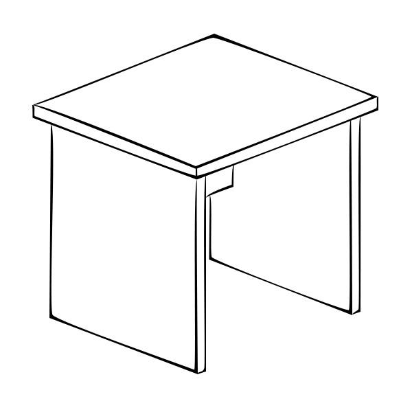 Письменный стол Витра 61(62).18