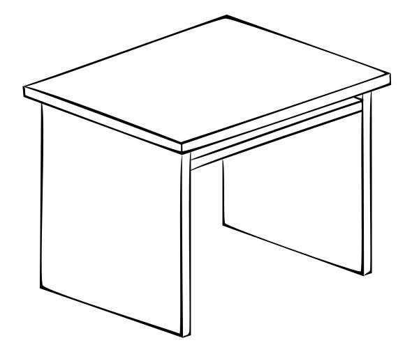 Стол для переговоров Витра 41(42).50 стол приставка витра 41 42 16