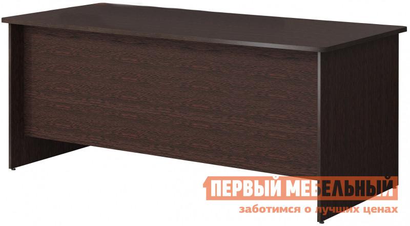 Письменный стол Витра 83.17 ВенгеПисьменные столы для офиса<br>Габаритные размеры ВхШхГ 750x1800x900 мм. Прочный стол из ламинированной ДСП 22 и 16 мм с отделкой качественным кантом из ПВХ 2 и 0,4 мм в таком глубоком цвете подчеркнет строгость стиля кабинета и серьезность его владельца. Для прочности соединений в конструкции стола применяется VB 35 эксцентриковая стяжка. За таким столом будет удобно работать, а его площадь позволяет разместить на нем все необходимые атрибуты рабочего места. Стол входит в состав выразительной серии офисной мебели «Лидер Престиж».  Изделия этой серии ? это комфорт и деловая атмосфера в кабинете, а так же элементы серии прекрасно сочетаются между собой.<br><br>Цвет: Венге<br>Высота мм: 750<br>Ширина мм: 1800<br>Глубина мм: 900<br>Кол-во упаковок: 1<br>Форма поставки: В разобранном виде<br>Срок гарантии: 8 лет<br>Тип: Прямые<br>Материал: Дерево<br>Материал: ЛДСП<br>Размер: Большие