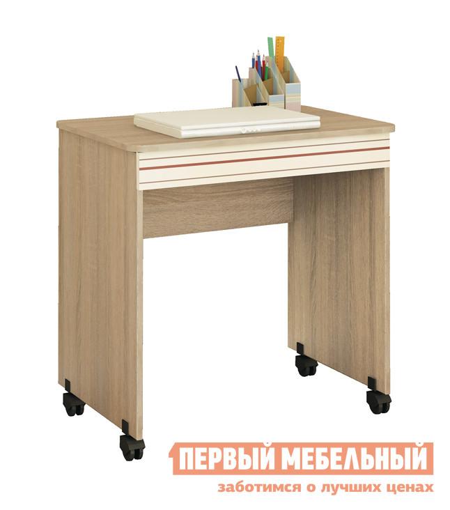Столик для ноутбука Витра 54.16 Дуб Сонома / Магнолия Глянец от Купистол