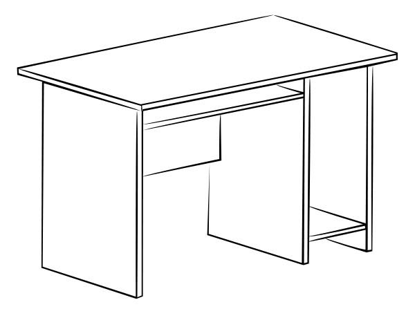 Компьютерный стол Витра 41(42).49 стол для переговоров витра 41 42 44
