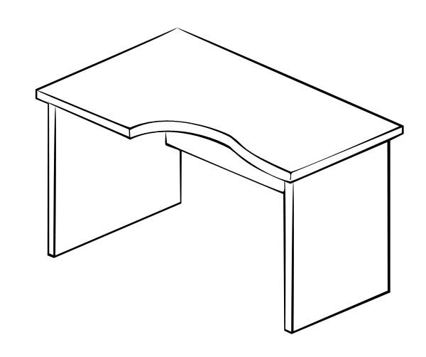Письменный стол Витра 41(42).48