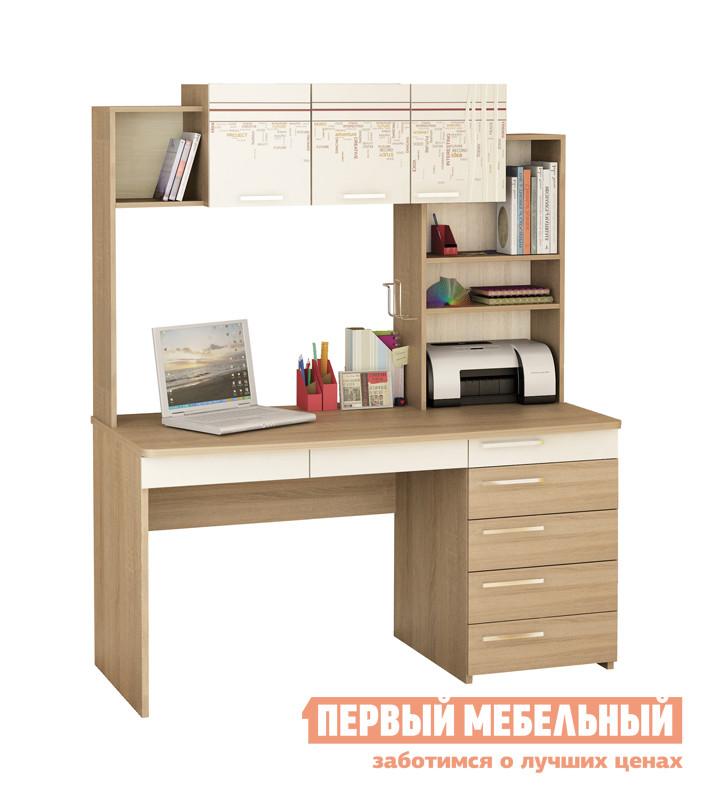 Компьютерный стол детский Витра Орион-9.10 компьютерный стол витра 41 42 42