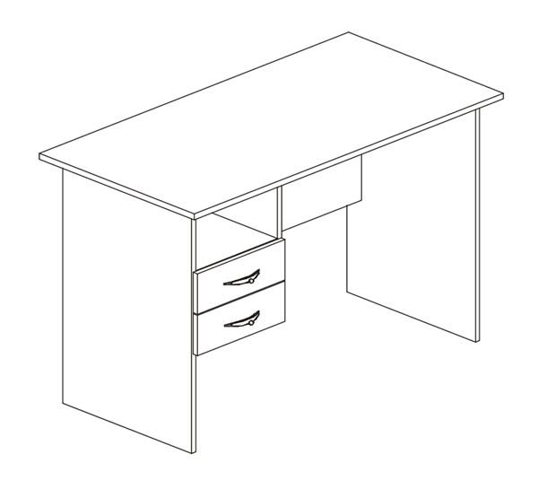Компьютерный стол Витра 41(42).42 стол для переговоров витра 41 42 54