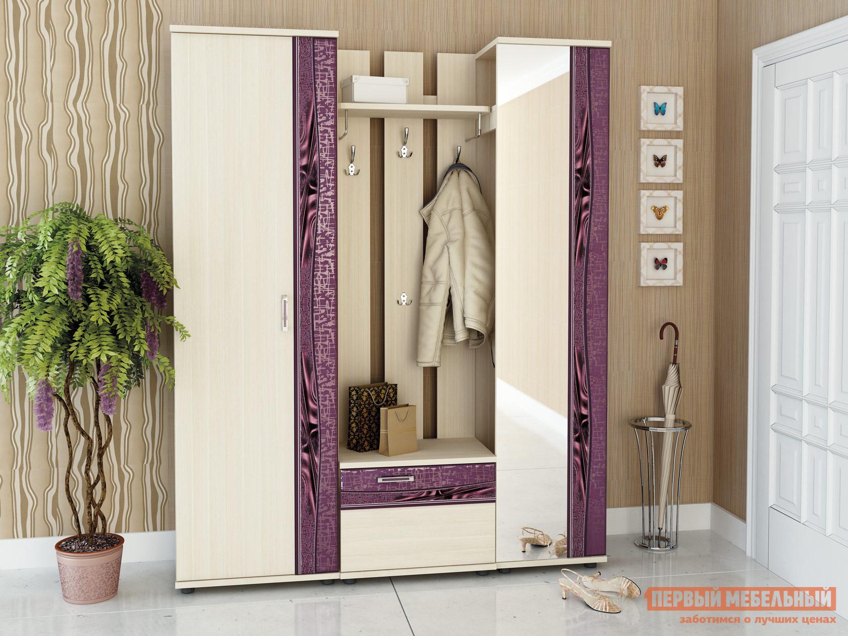 Прихожая маргарита (вариант 3) 1,65 метра быстро-мебель сама.