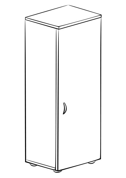 Шкаф распашной Витра 41(42).34 дверь витра 41 42 38