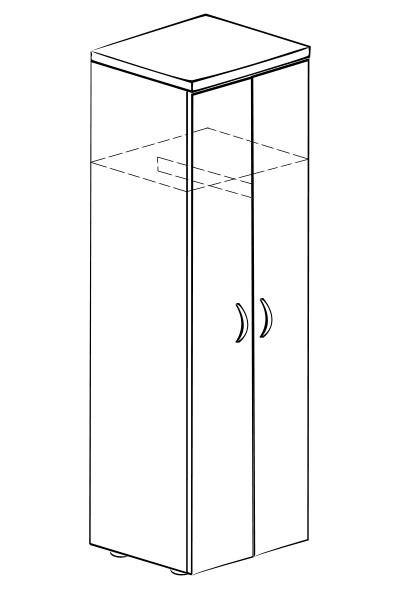 Шкаф распашной Витра 61(62).43