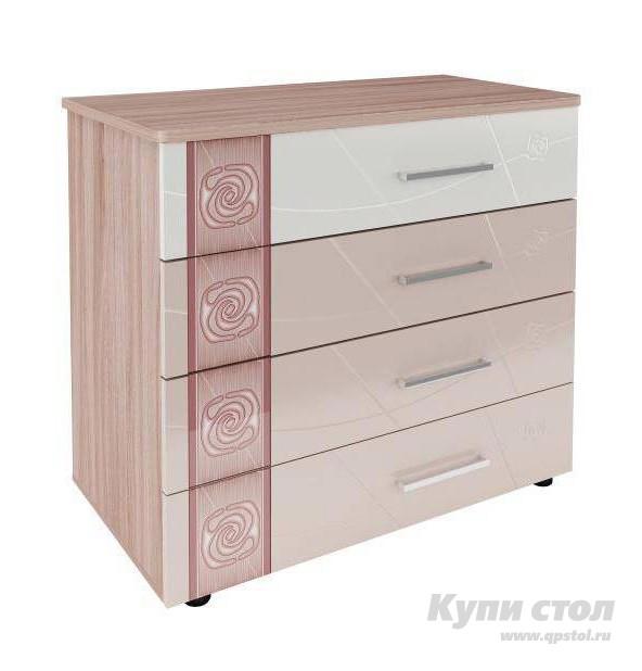 Комод Витра Розали-96.18