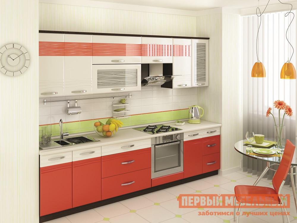 Комплект мебели для кухни Витра Оранж 300 комплект мебели для кухни витра палермо 300
