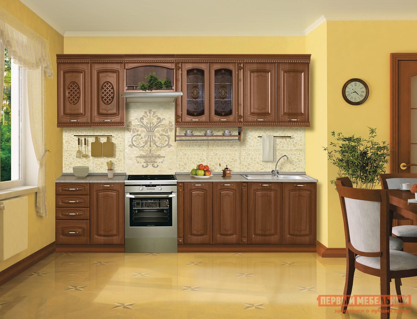 Комплект мебели для кухни Витра Глория 300 комплект мебели для кухни витра палермо 300