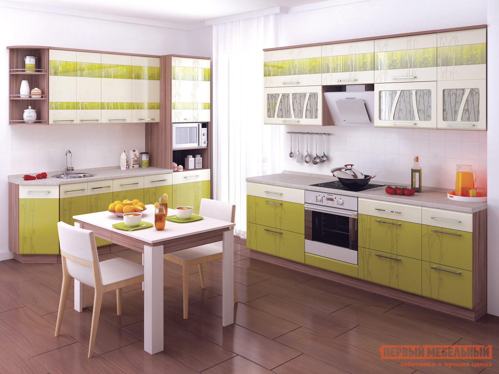 Комплект мебели для кухни Витра Тропикана 230-240 комплект мебели для кухни витра палермо 300