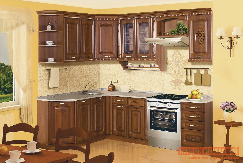 Комплект мебели для кухни Витра Глория 170-240 комплект мебели для кухни витра палермо 300
