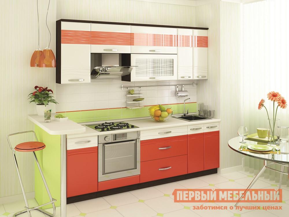 Комплект мебели для кухни Витра Оранж 240 комплект мебели для кухни витра палермо 300