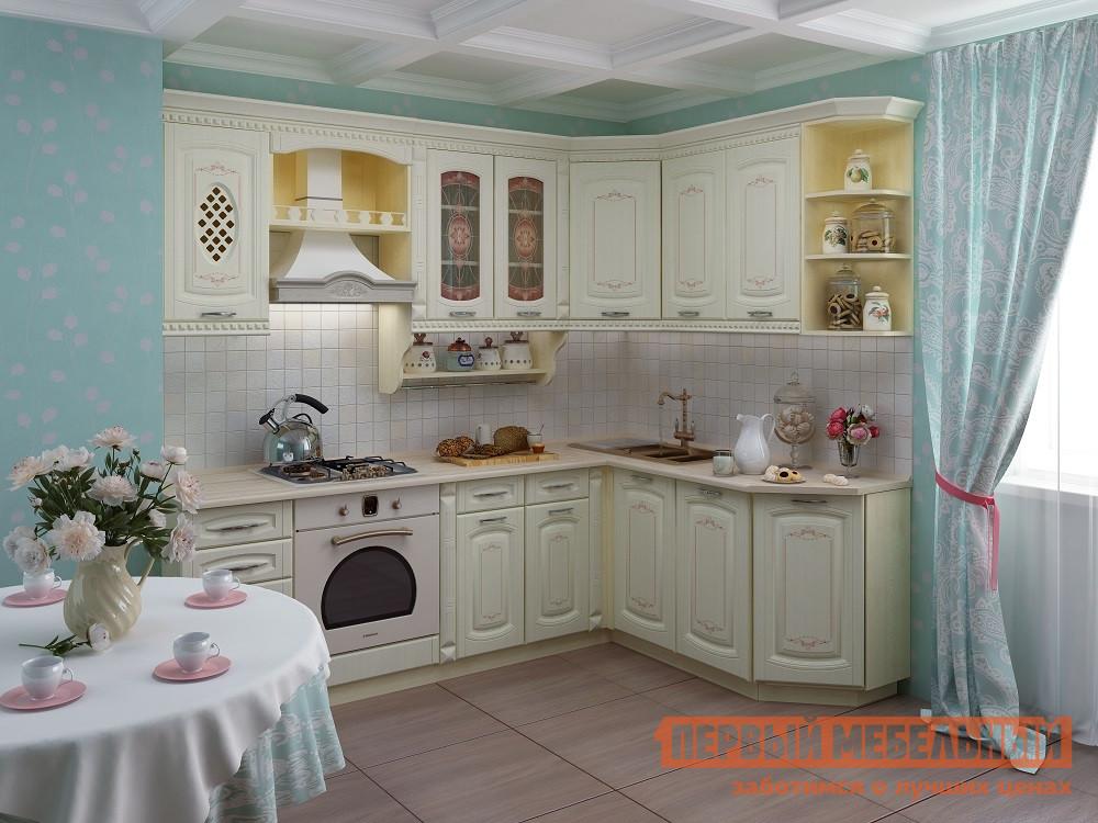 Кухонный гарнитур угловой Витра Глория 3 К2