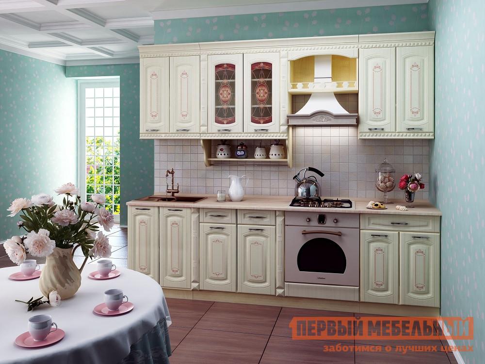 Кухонный гарнитур Витра Глория 3 К1 кухонный гарнитур столлайн эмилия светлая к1