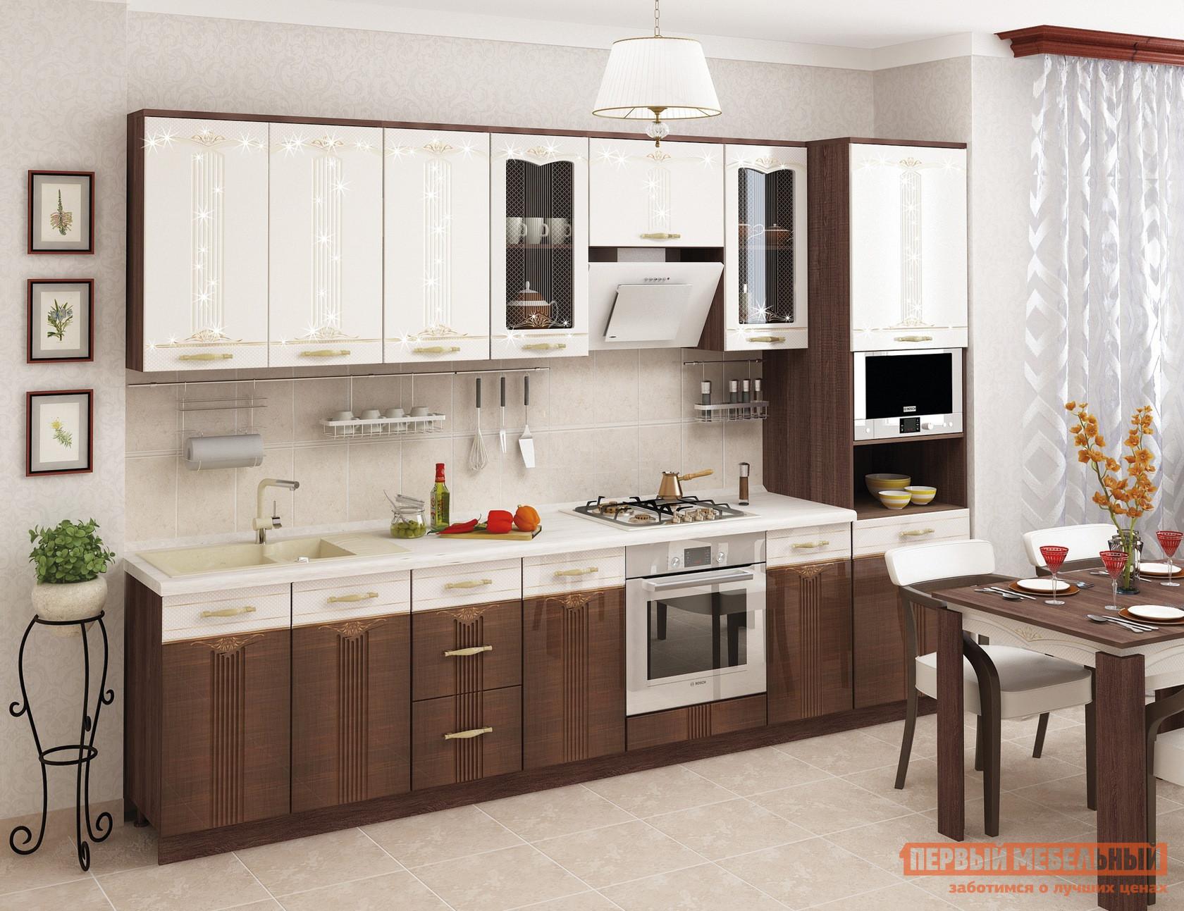 Кухонный гарнитур Витра Каролина К1 цена и фото