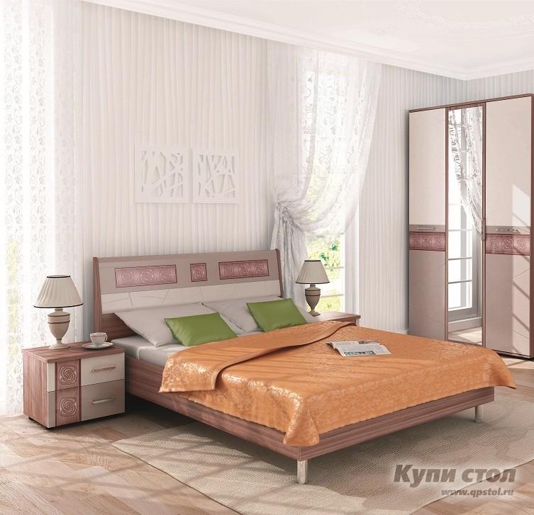 Двуспальная кровать Витра 96.х кровать витра 54 11