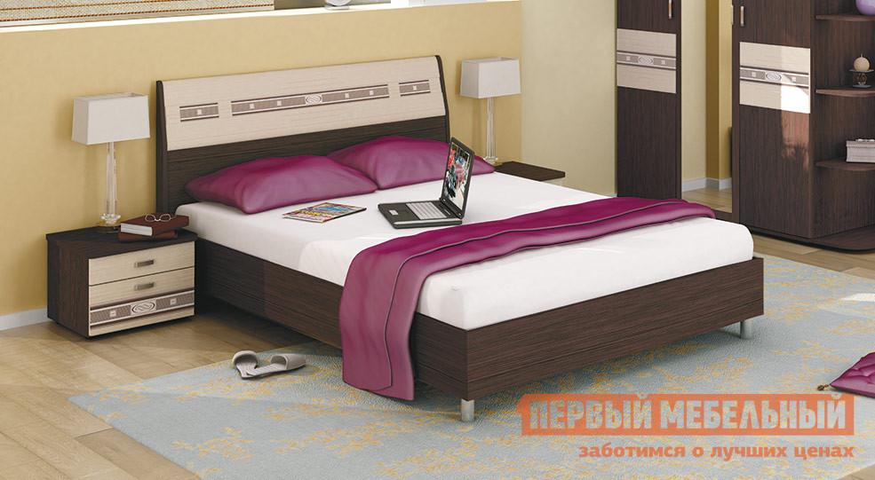 Двуспальная кровать Витра Ривьера 95.21.1 двуспальная кровать витра 95 01 95 02 ок1 ок2