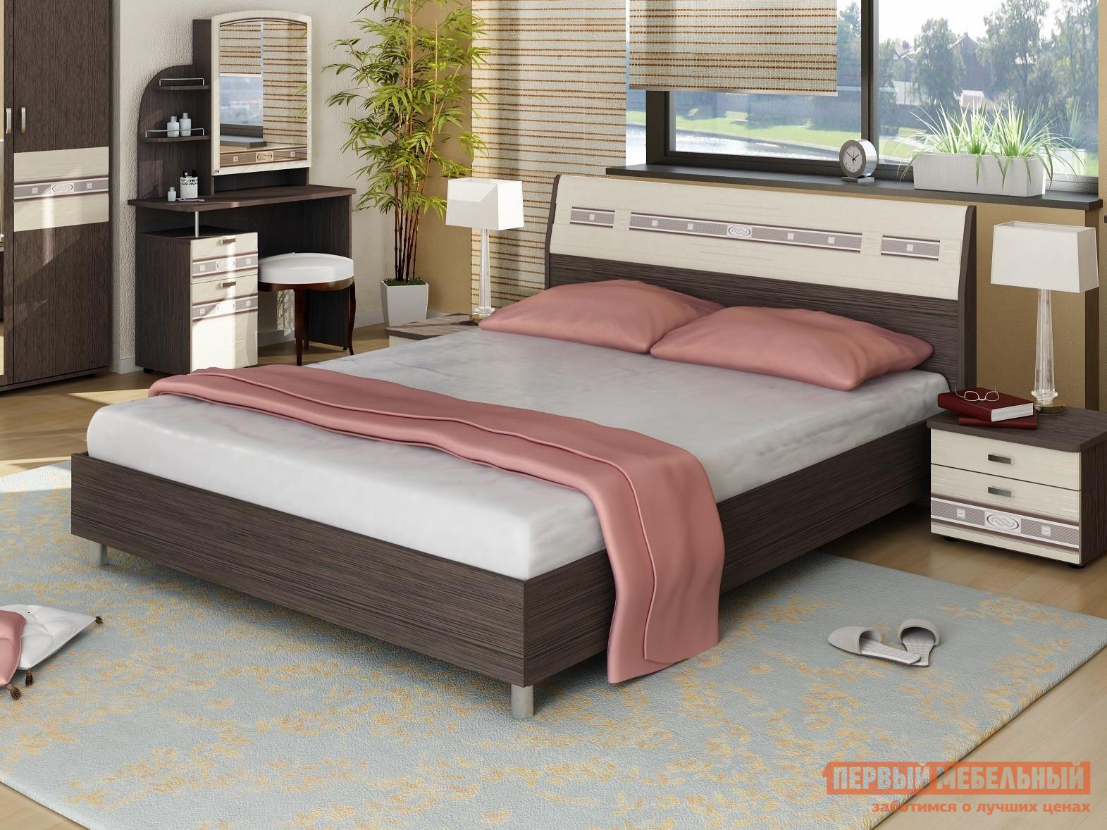 Двуспальная кровать Витра 95.01/95.02+ОК1/ОК2 двуспальная кровать витра 98 01